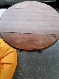 Dining table refurb