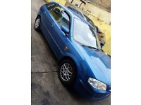 unbelievable mazda with automatic gearbox ,low millage 23000, lovely engine and body work