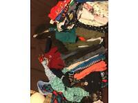 Boys clothes bundle 12-24 months 50+ items