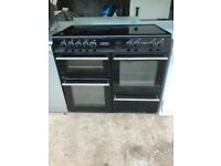 Free-standing Electric Range Cooker