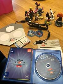 Disney infinity set for PS4