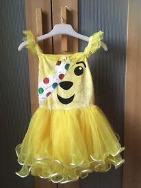 Pudsey dress