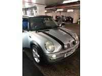Mini cooper for sale great condition well taken care of