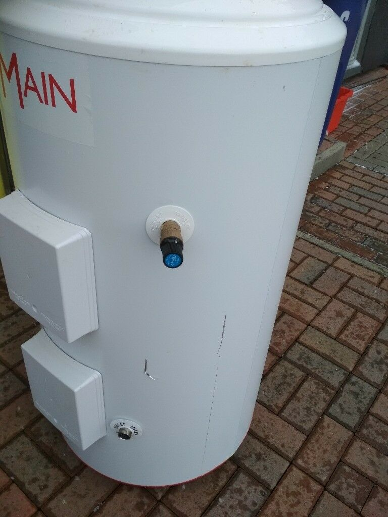 Main immersion heater 150l and expansion vessel | in Bonnyrigg ...