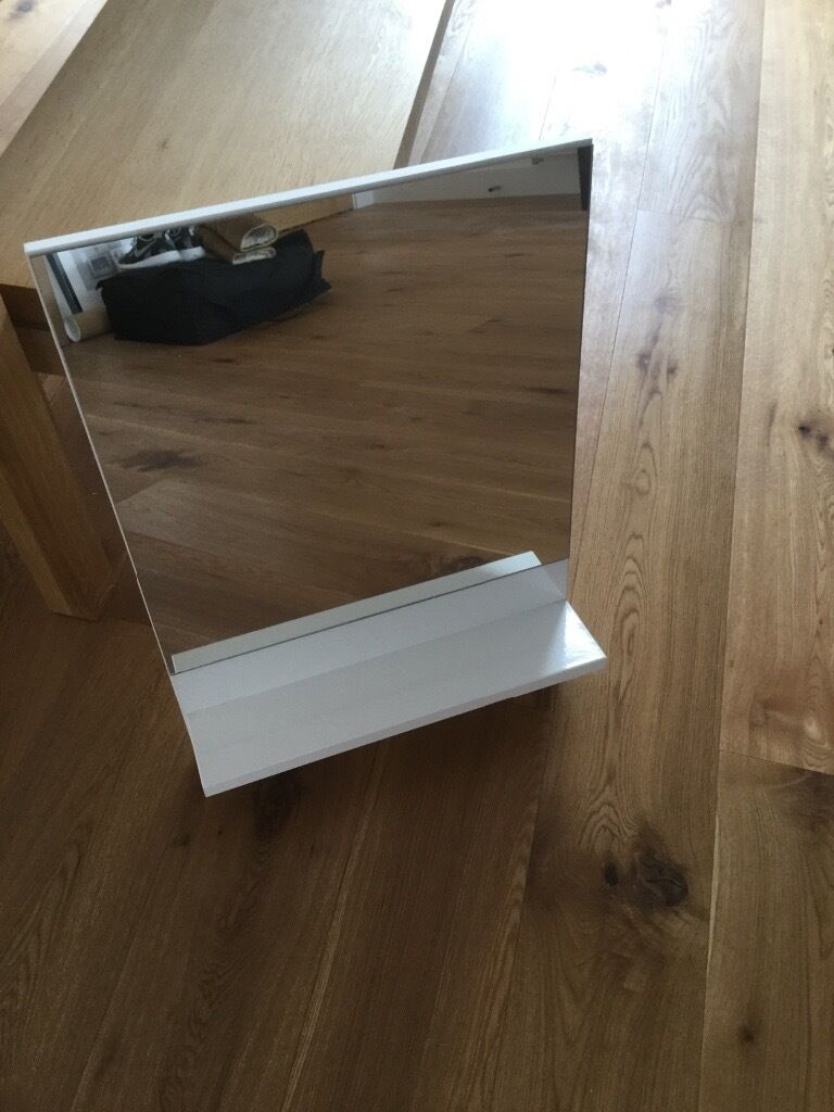 Cooke and lewis bathroom mirrors - Cooke And Lewis Copenhagen Bathroom Mirror With Shelf