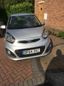 Kia Picanto   2015   Great First Car   Full Service History   4 Years Warranty Left   Good Condition