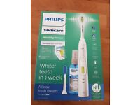 Philips Sonicare HealthyWhite+ Diamond Clean Electric Toothbrush - Brand New
