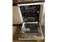 John Lewis Dishwasher