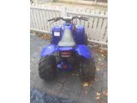 Quad bike 100cc apache rlx
