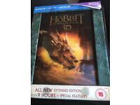 Hobbit Blu-Ray 3D