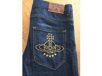 Vivienne Westwood men's denim jeans