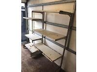 2 Bay Six Shelfs