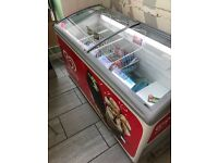WALLS COMMERCIAL ICE CREAM FREEZER