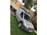 Ford transit connect tdci high top