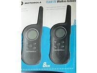 Motorola tlkr t6 walkie talkies