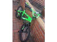 "20""inch Avigo BMX boys bike"