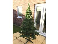 Artificial 7ft Christmas Tree with stand