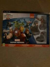 Disney infinity on playstation 3 super heroes