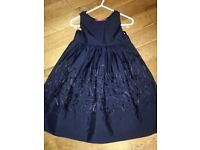 Girls 8/9 Strawberry Faire Dress.