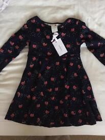 Jasper Conran dress size 12-18months NEW