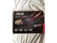 Asus R9 270 - DirectCUI II OC 2GB - Graphics Card