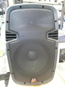 Pro Audio Bluetooth speaker 800watts! We sell New and Used Audio equipment!