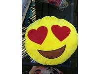 Emoji Cushions