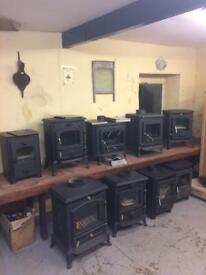 Stoves half price and less