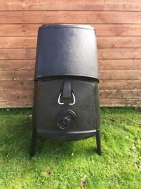 Jotul 4 Scandinavian Cast Iron Wood Burner