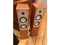 Hi Fi Speakers - Mordaunt Short MS906 Floorstanding speakers