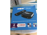 Now Tv box in Box Complete
