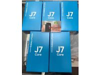 SAMSUNG GALAXY J7 CORE 32GB UNLOCKED BRAND NEW BOXED COMES WITH WARRANTY & RECEIPT