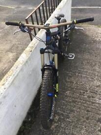 Transition mountain bike