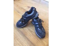 Magnum Steel Midsole and Toe Safety Trainers, Size 8