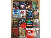 17 Horror / Vampire / Slasher DVD collection