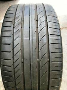 255 35 R19 Continental CSC5 RFT Used Tyre Mercedes Benz BMW F30 Vermont Whitehorse Area Preview