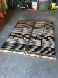 Ikea Leirsund slatted bed Base slats