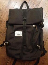 Poler Stuff Rolltop backpack, black