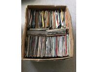 800 Vinyl Singles (Approximately)