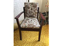 """Commode Chair As new condition, unused. Nice quality, suits any room, looks like a normal chair."""""""