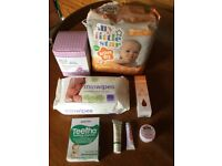 Mother & baby toiletries bundle