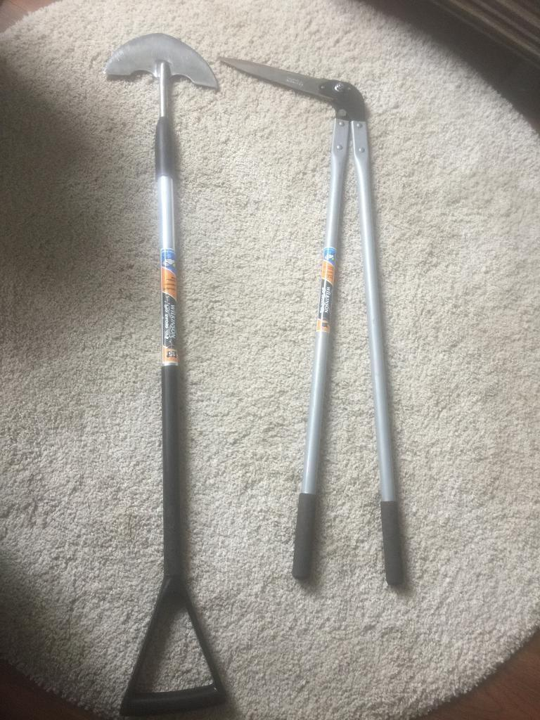 Wilkinson sword lawn edger and shears