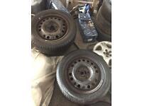 Wheels vauxhall zafira 195/55 r15
