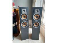 Tangent Millennium 200 Floorstanders, speakers, excellent condition
