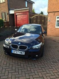BMW 5 SERIES M SPORT 520D TURBO