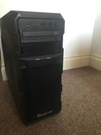 UNUSED GAMING PC  RUNS HIGH END GAMES!!!!!