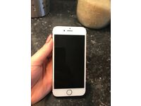 Rose Gold iPhone 6s, 16g, 1 year old