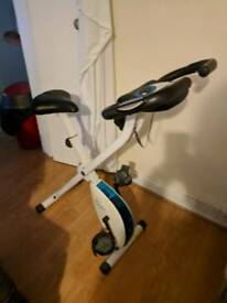 Exercise bike, broken