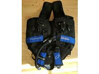 Scuba Diving - ABLJ OceanPro with Quick Release Weight Pouches