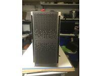 HP Proliant ML350E Gen8 G8 Xeon E5-2407 Quad-Core 2.20GHz 8GB 2TB Tower Server
